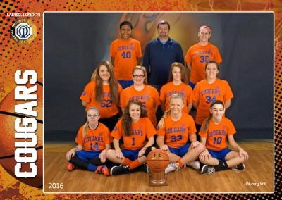 Cougars (12-18 Girls)