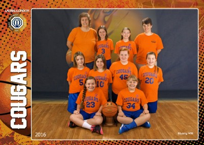 Cougars (7-11 Girls)