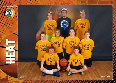 Heat (12-14 Boys)