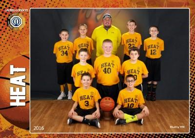 Heat (9-11 Boys)