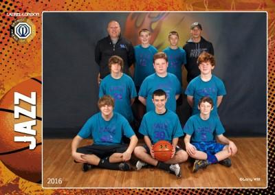 Jazz (12-14 Boys)