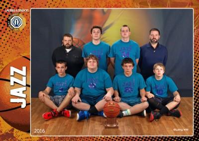 Jazz (15-18 Boys)