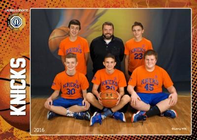 Knicks (12-14 Boys)