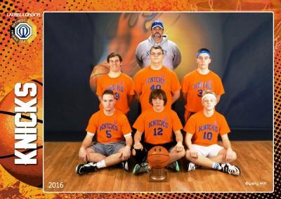 Knicks (15-18 Boys)