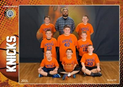 Knicks (9-11 Boys)