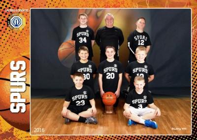 Spurs (9-11 Boys)