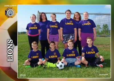 Lions U14
