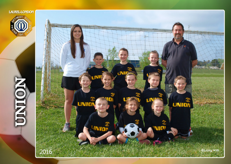 Soccer Team Photos - Laurel-London Optimist Club
