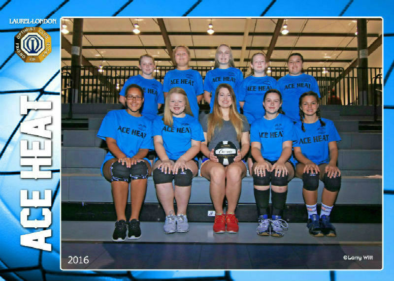 Volleyball Team Photos - Laurel-London Optimist Club