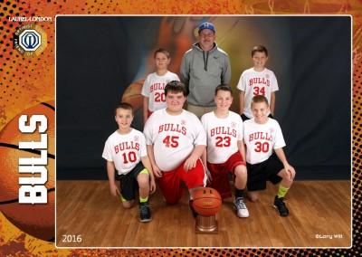 Bulls (9-11 Boys)