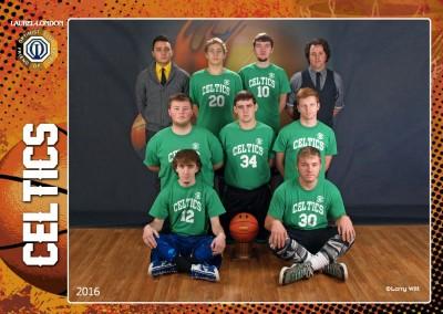 Celtics (15-18 Boys)