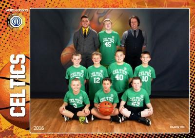 Celtics (9-11 Boys)