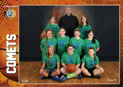 Comets (12-18 Girls)