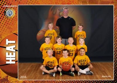 Heat (7-8 Boys)