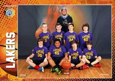 Lakers (12-14 Boys)