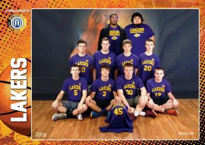 Lakers (15-18 Boys)