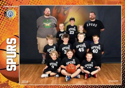 Spurs (7-8 Boys)
