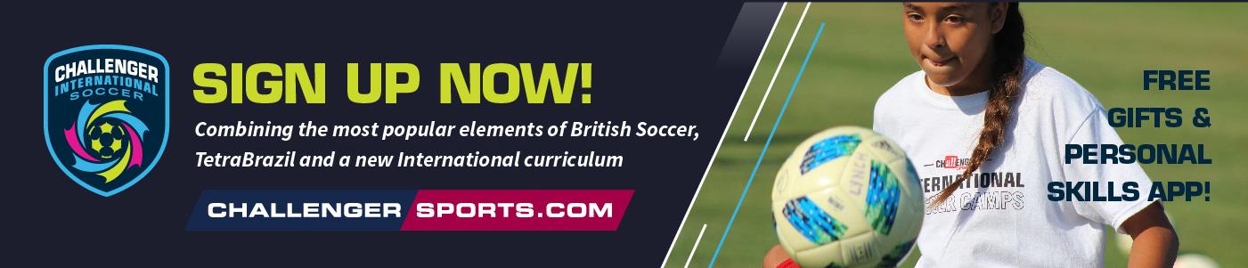 2019 Challenger International Soccer Camp